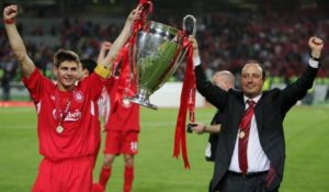Liverpool's Champions League odyssey under Rafa Benitez