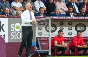 Are Sean Dyche's Burnley in trouble this season?