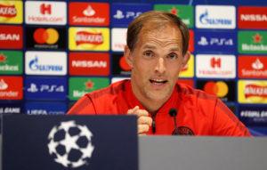 Tuchel's Paris Saint-Germain tenure faces first real test at Anfield