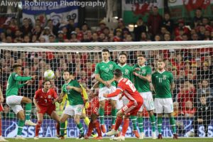 Gallery: O'Neill's Ireland slump to Wales defeat in Nations League