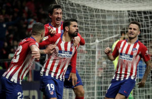 Atletico Madrid may rue missed opportunities in La Liga title hunt