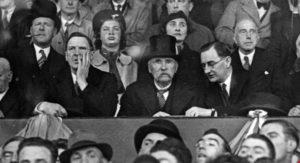 Football in Ireland and the GAA ban