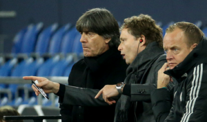 Analysing German football post 2018...Löw and behold