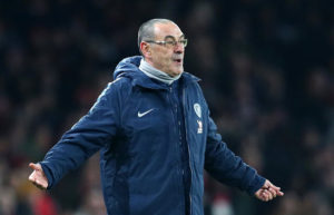 Maurizio Sarri is playing with fire at Chelsea, can he handle it?