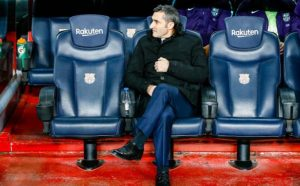 How Valverde marshals his forces may be key to Barcelona's Champions League ambitions
