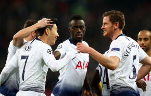 Dortmund demolition sets Tottenham up for a strong end to the season