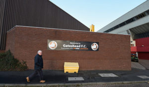 The slow death of Gateshead FC