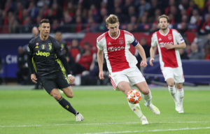 Ajax just a shooting star in the Champions League firmament