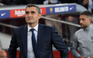Only European glory for Barcelona will be enough to silence Valverde's critics