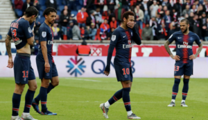 Question marks hang over PSG as season of promise peters out