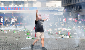 England's hooligan army - a great lie or a media delusion?