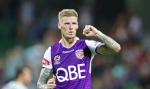 Keogh to swap Perth Glory and Australia for Middle Eastern adventure