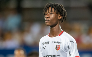 Eduardo Camavinga and the other 16-year-old debutants in Ligue 1