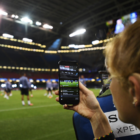 Why people are streaming football games on their mobile