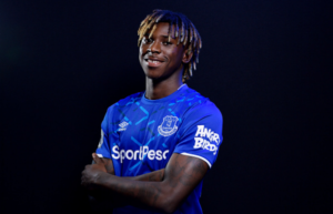 Moise Kean - Everton's new star striker?