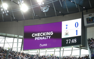 Why is there negativity surrounding VAR?