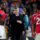 Ole Gunnar Solskjaer needs to build his team around Paul Pogba