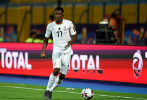 Three promising players from Ghana playing in Europe