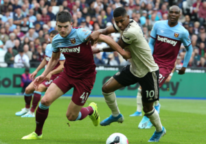Manchester United still keen on Declan Rice