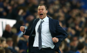 Stick or twist - the Toffees' dilemma
