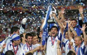European Championship underdogs - Greece 2004