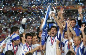 European Championship underdogs - Greece 2004