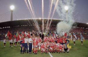 European Championship underdogs - Denmark 1992