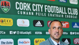Interview - Neale Fenn on Cork City and the League of Ireland in 2020 (Part 1)