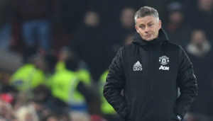 Solskjaer's comments can't deflect from Old Trafford and Anfield realities