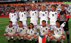 European Championship underdogs - Czech Republic 1996