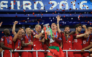 European Championship underdogs - Portugal 2016