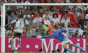 Euro Classics: England heartbreak, Ricardo's penalty and Albanian agony