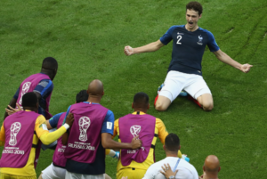 The World Cup's greatest games - Argentina v France (2018)