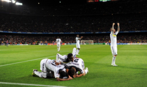 Best away performances by English sides in the Champions League - Barcelona v Chelsea, 2012