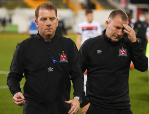 Perth out as Dundalk look to address slide