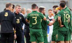 New beginnings yield positives for Kenny and Ireland