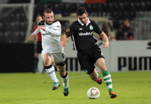 Where are the last ten winners of the PFAI Young Player of the Year award today?