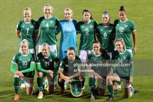 Gallery: Euro defeat for Ireland women against German stars