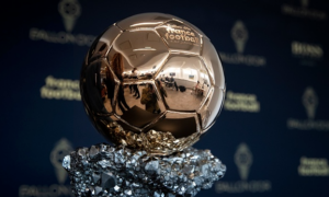 Future legends - An XI of players who could win the Ballon d'Or
