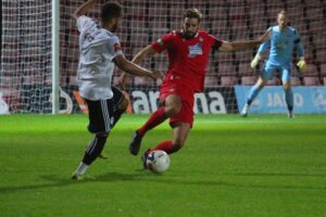 Fiacre Kelleher - An interview with Wrexham's Irish defender