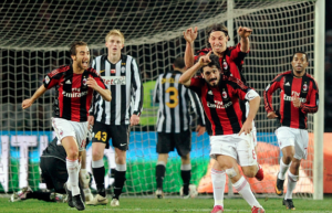 AC Milan and the last time Juventus didn't win Serie A