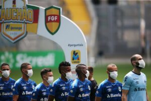 How has the COVID-19 pandemic affected Brazilian football?