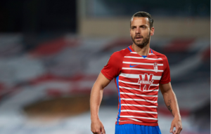 Granada striker Roberto Soldado has a point to prove as United come to town