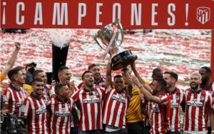 "Dramatic final weekend across Europe's ""big five"" top flight domestic leagues"
