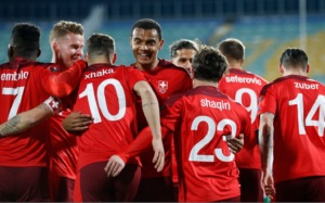 Euro 2020: Dark horses Switzerland go in search of a best ever campaign