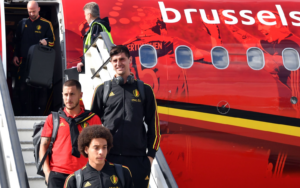 On the plane: Five teams who face significant flight time during Euro 2020