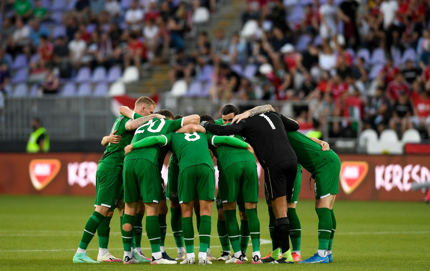 Ireland Player Power Rankings: Summer 2021 Edition - Back Page Football