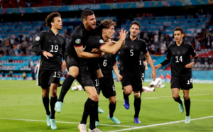 Leon Goretzka's late goal saves Germany in a dramatic night at Euro 2020