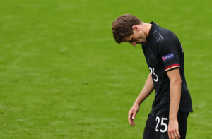 Mighty Germans crushed in Wembley at last