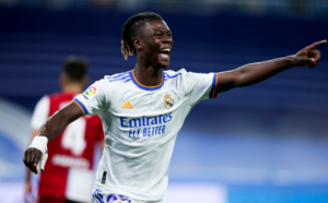 Eduardo Camavinga - The French Wonderkid now making waves at Real Madrid
